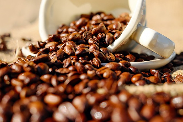 עגלת קפה